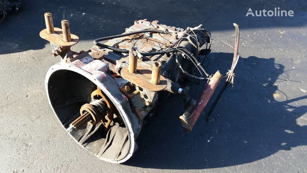КПП для грузовика ZF Ecosplit 16S130