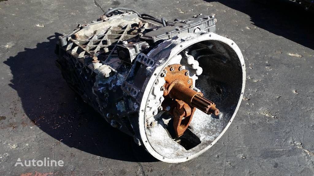КПП для грузовика ZF Ecosplit 16S151