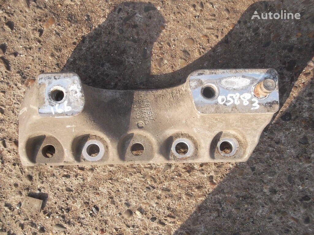 крепежные элементы  Кронштейн крепления топливного бака Scania для грузовика