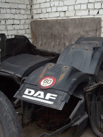 крыло для тягача DAF 95XF