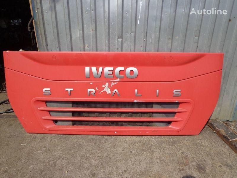 облицовка  капот для грузовика IVECO Stralis