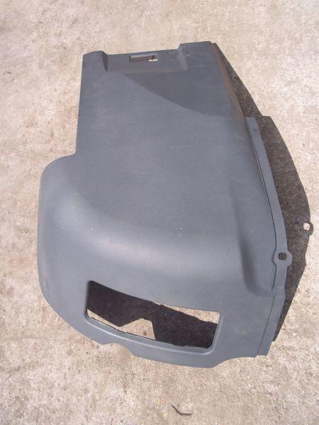 новая облицовка  противотуманки для тягача SCANIA 124, 114, 94