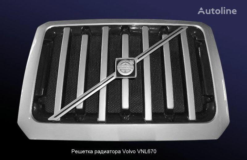 новая облицовка  радиатора на Volvo VNL 660-670 для грузовика VOLVO VNL 660-670