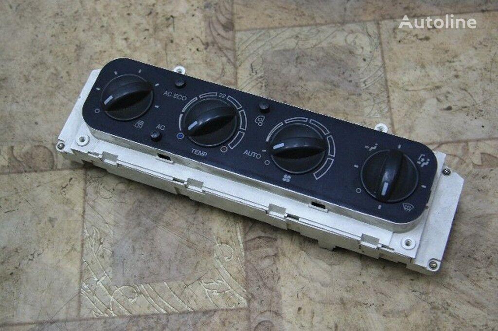 панель приборов  Блок управлением печкой и кондиционером MAN для грузовика