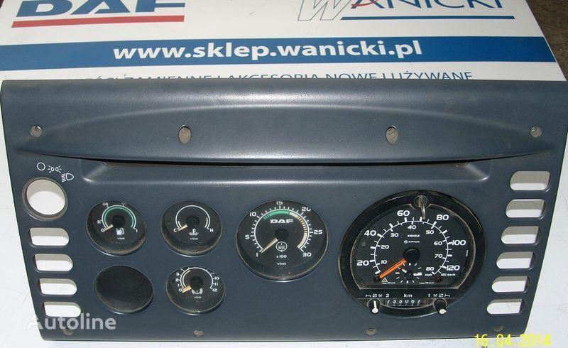 панель приборов  DAF для тягача DAF F 95