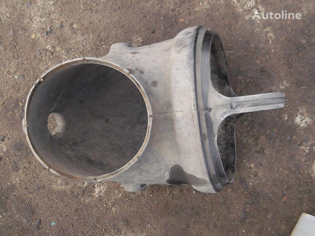 патрубок  воздушного фильтра DAF для грузовика