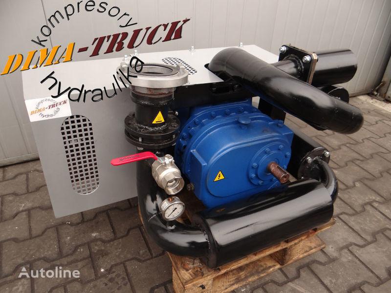 новый пневмокомпрессор  kompresor paszowy paszowóz gardner denver для грузовика animal feed compressor