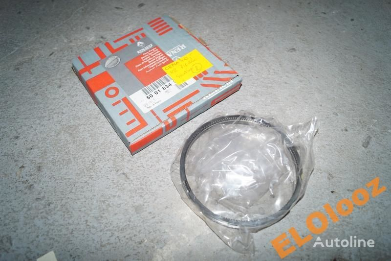 поршневое кольцо для грузовика KOMPLET PIERŚCIENI TŁOKA RVI 5001834329