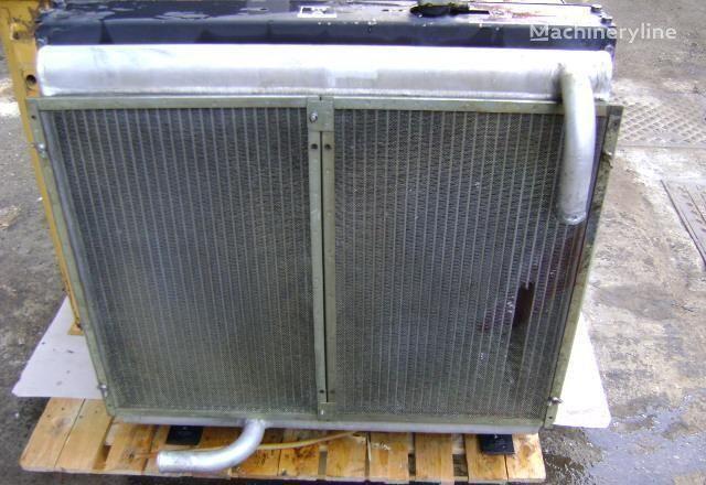радиатор охлаждения двигателя для экскаватора CATERPILLAR 312