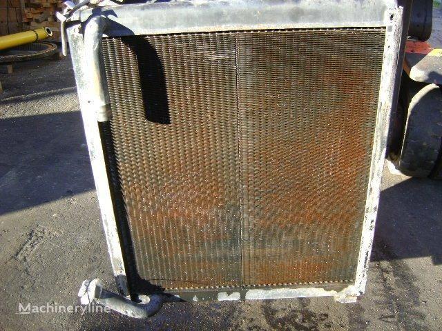 радиатор охлаждения двигателя для экскаватора FIAT Hitachi