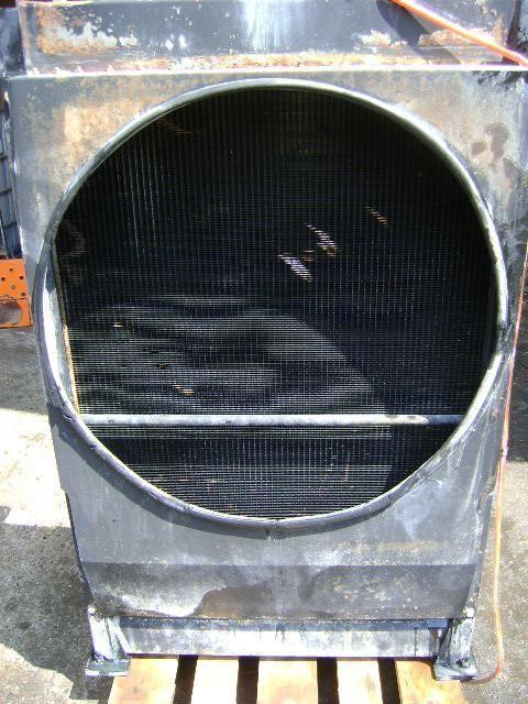 радиатор охлаждения двигателя для экскаватора FIAT Hitachi W 190 Evolution