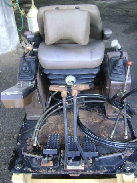 сиденье для экскаватора FIAT Hitachi