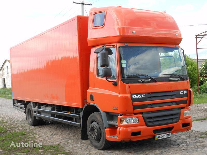 новое спальное место для грузовика DAF CF