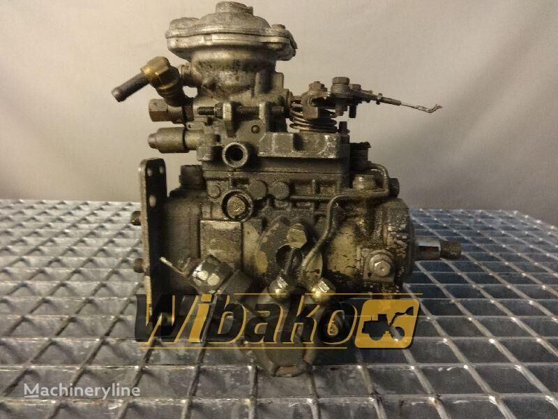 ТНВД  Injection pump Bosch 0460424314 для экскаватора 0460424314 (VE4/12F1150L934-1)