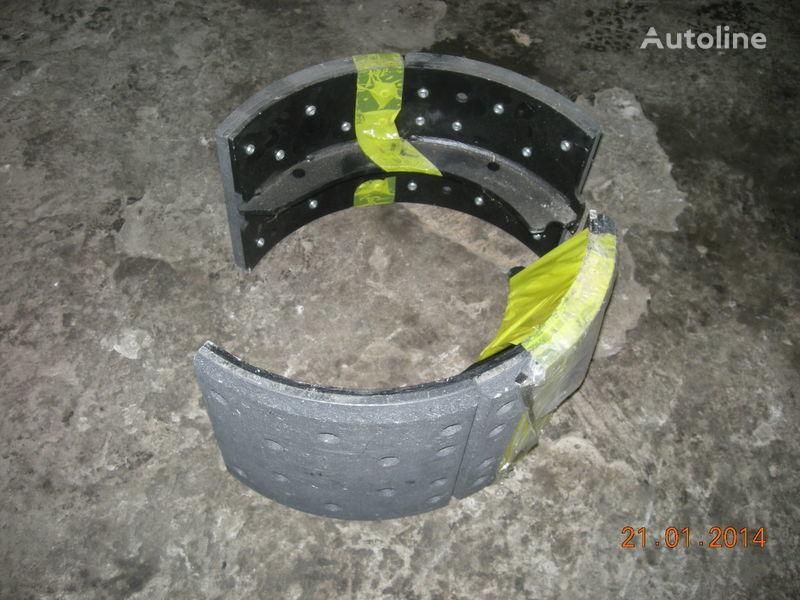 новая тормозная колодка  IVECO БАРАБАННЫЕ 2991759 19091 1906410 для тягача IVECO
