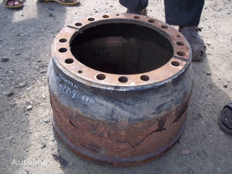 тормозной барабан для грузовика MAN 18