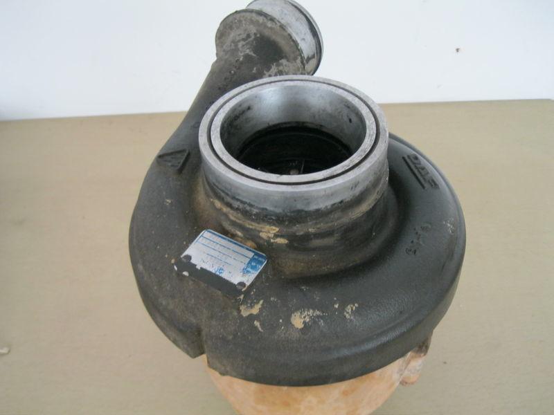 турбокомпрессор для тягача DAF XF/CF