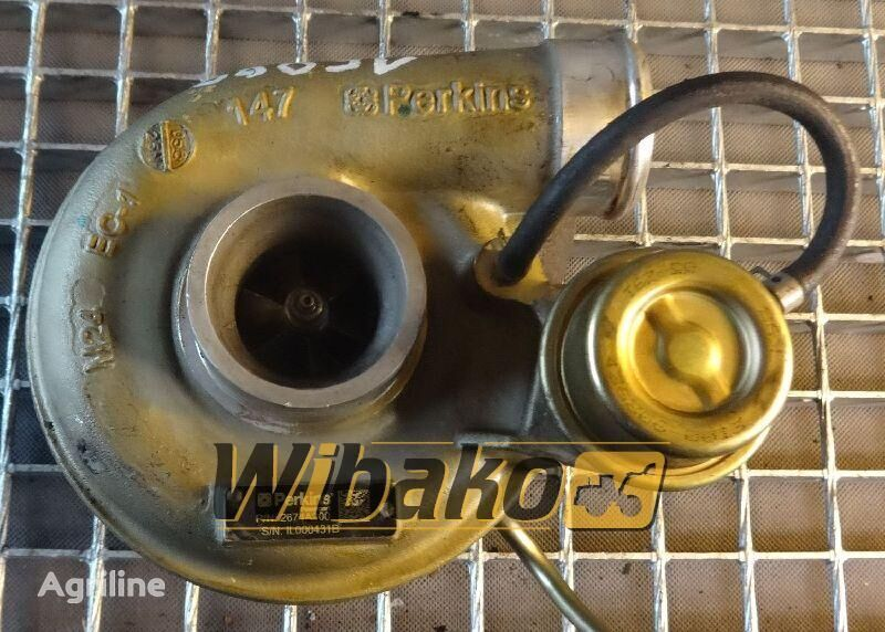 турбокомпрессор  Turbocharger Perkins M24 для комбайна M24 (2674A200)