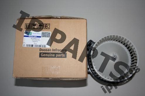 вентилятор охлаждения для экскаватора DOOSAN wentylator 2538-6015 K1040112 nawiew