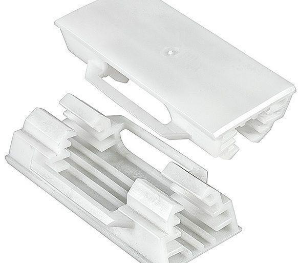 новая запчасти  CARGO FLOOR ŚLIZG LISTWY CF 25 x 25 MM, 100sztuk. для полуприцепа