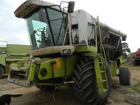 запчасти  б/у запчасти / used spare parts для комбайна CLAAS LEXION 480
