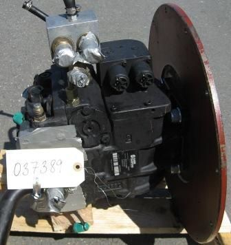 запчасти  Hydrostatické čerpadlo Sauer-Danfoss для фронтального погрузчика MERLO