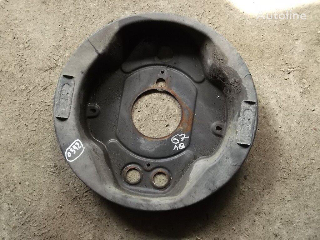 запчасти  Пыльник барабан передний для грузовика SCANIA