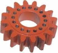 новая запчасти  :шестерня привода вязального аппарата прямая малая (11630512 ) для пресс-подборщика WELGER AP 61