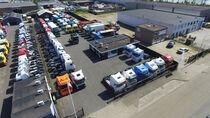 Торговая площадка Kaus Trucks