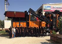 Торговая площадка FABO Stone Crusher Machines & Concrete Batching Plants Manufacturing Company