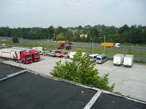 Торговая площадка Mercedes Martruck Pojazdy Specjalne Sp. z o.o.