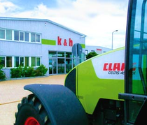 Торговая площадка k&h Landmaschinenhandel