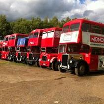 Торговая площадка The London Bus Export Company