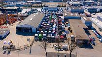 Торговая площадка Europe Trucks b.v.