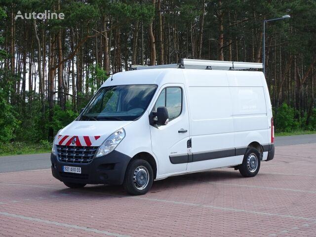микроавтобус фургон RENAULT MASTER 100 DCI