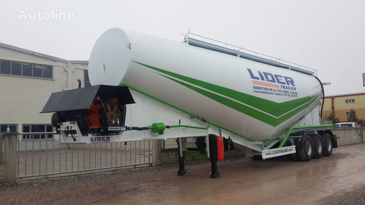 новый цементовоз LIDER 2020 NEW 80 TONS CAPACITY  FROM MANUFACTURER READY IN STOCK