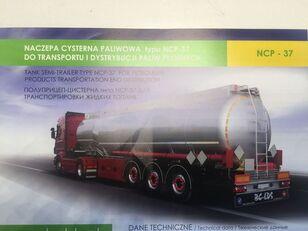 новая цистерна гсм BC LDS NCP-33 , NCP-37
