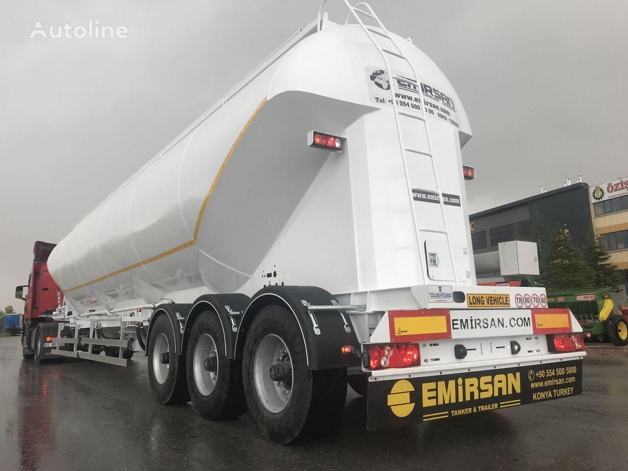 новая цистерна силос EMIRSAN W Type Bulker | Millennium Type | EURO Type 2020