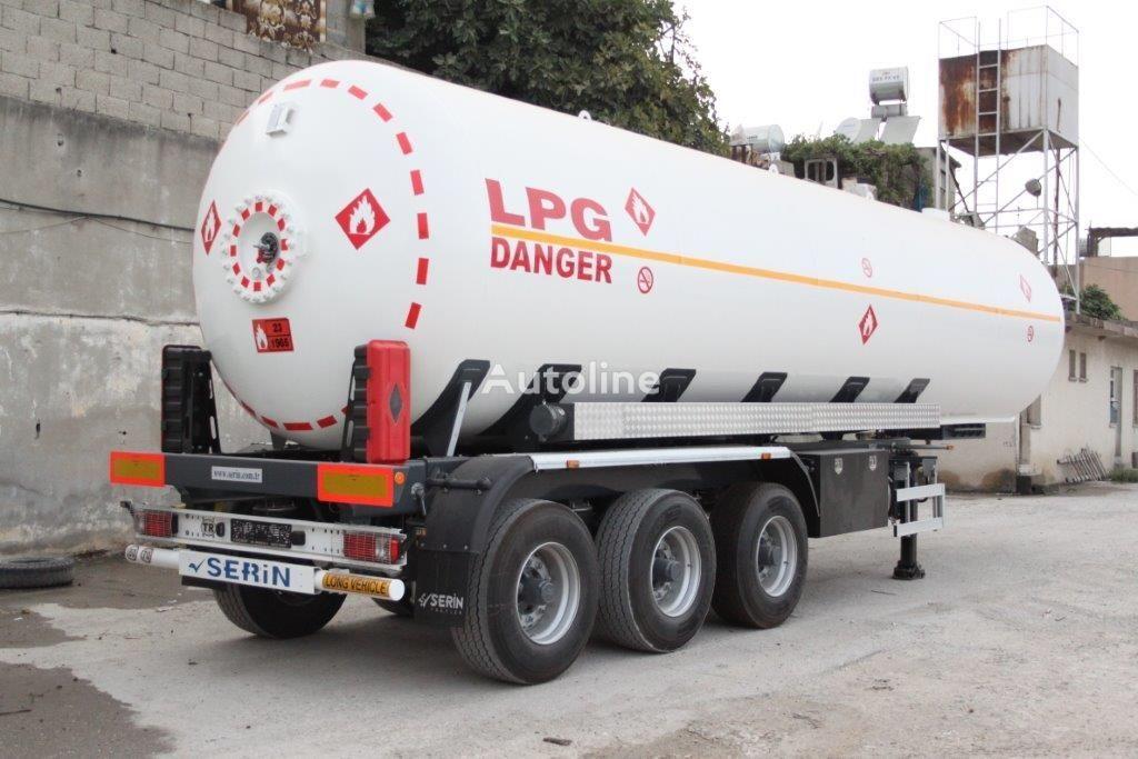 новая газовая цистерна SERIN 2020