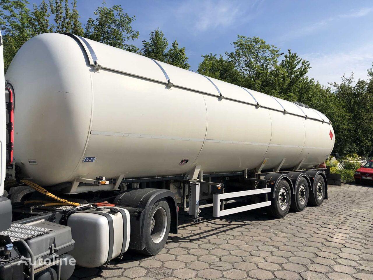 газовая цистерна VPS CN48