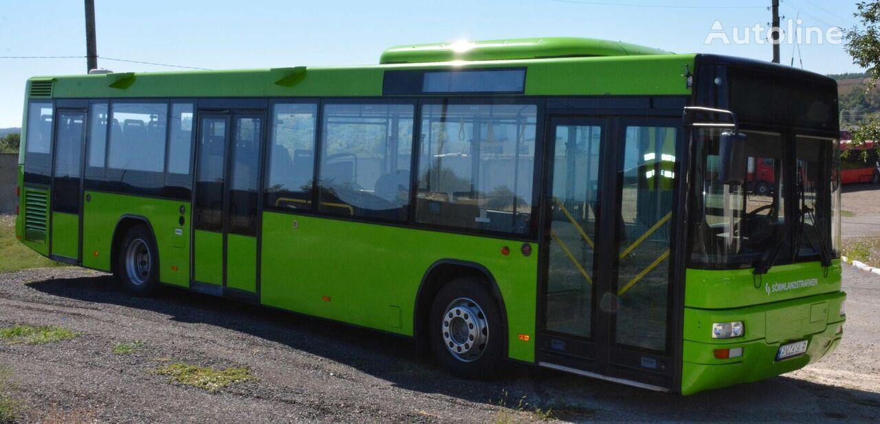 городской автобус MAN Lion's City