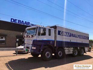 автофургон GINAF M 4446-S 8x8 assistentie voertuig