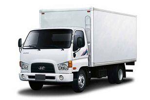 новый автофургон HYUNDAI HD78 промтоварный фургон