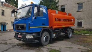 новый бензовоз МАЗ 5340С2