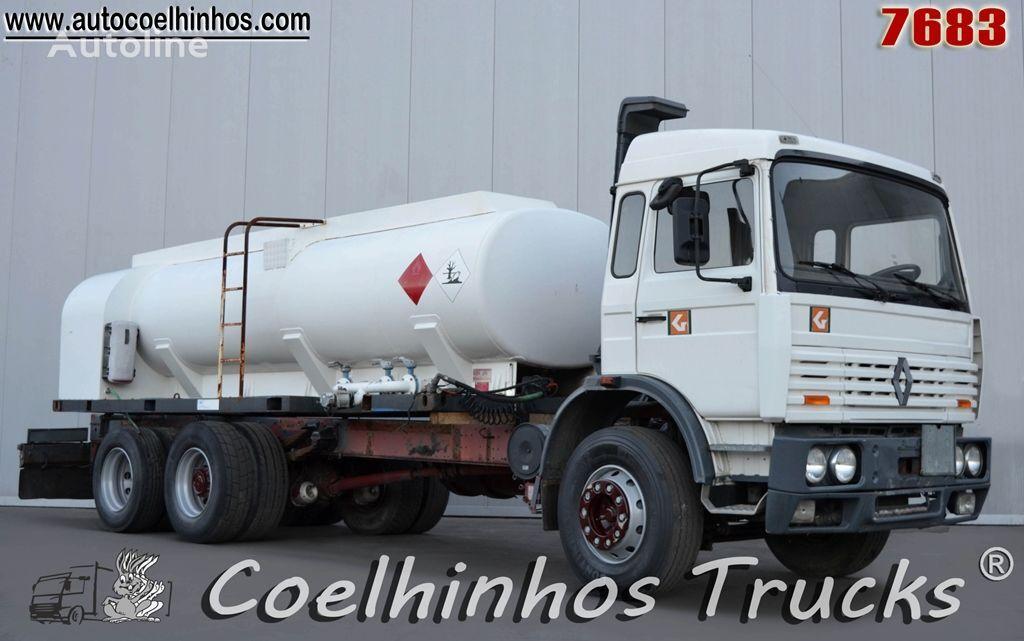 бензовоз RENAULT G 300