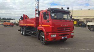 бортовой грузовик КАМАЗ 65117-6010-48