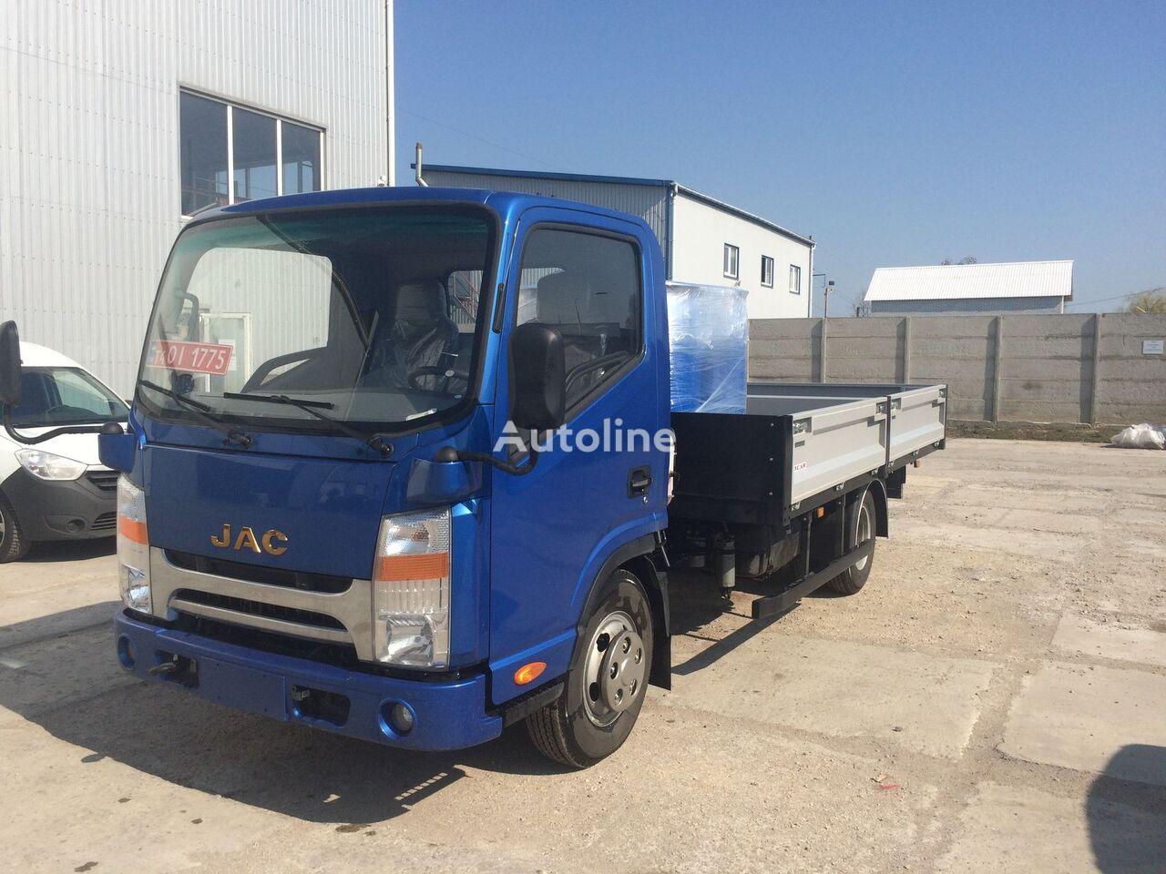 новый бортовой грузовик JAC N56