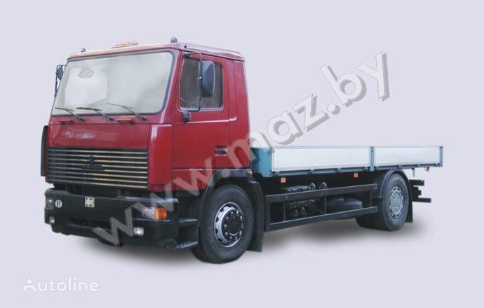 новый бортовой грузовик МАЗ 5340