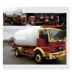 газовоз IVECO 170E27 LPG/GAZ/GAS/GPL 27BAR ADR till:27/06/22 PUMP+METER=17500L