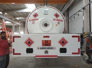 новый газовоз MERCEDES-BENZ DOĞUMAK BOBTAIL ROAD TANK